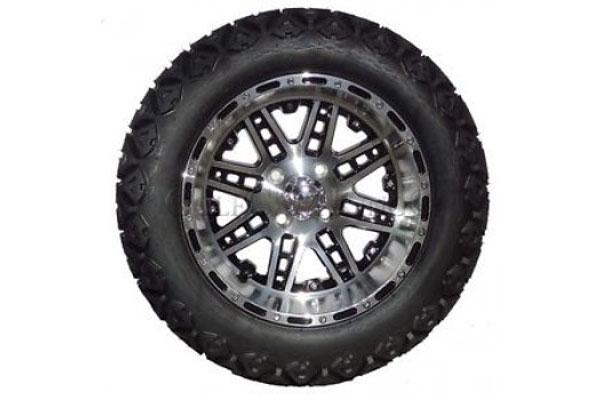 golf cart tires & wheels