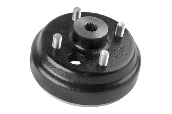 golf cart brake drum