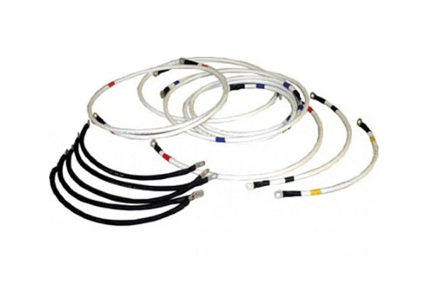 golf cart battery cable set